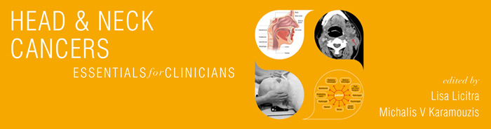 2017 ESMO Essentials for Clinicians Head and Neck Cancers banner