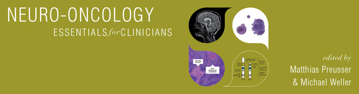 2017 ESMO Essentials for Clinicians Neuro-Oncology banner