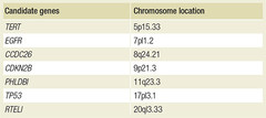 Gliomas Meningiomas Risk Factors Figure 3