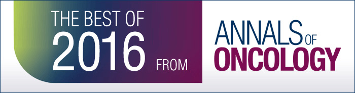 Annals of Oncology Best of 2016