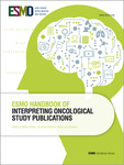 2018 ESMO Handbook of Interpreting Oncological Study Publications cover